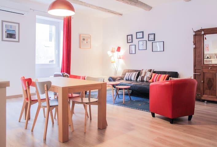 Sur Vieux-Port, superbe loft 45 m2