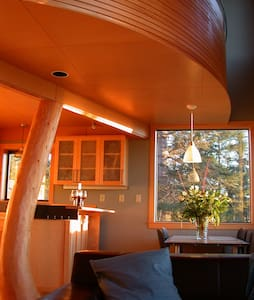 Treehouse Retreat on Whidbey Island - Coupeville - Huis