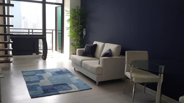 1 BR Loft - World class amenities