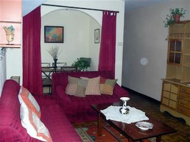 central and comfortable apartment - Corunna - Apartment