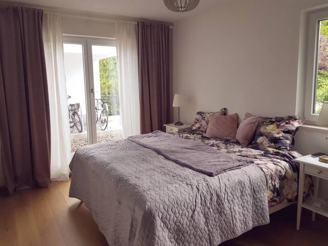 New 2-room apartment in quiet area in Munich