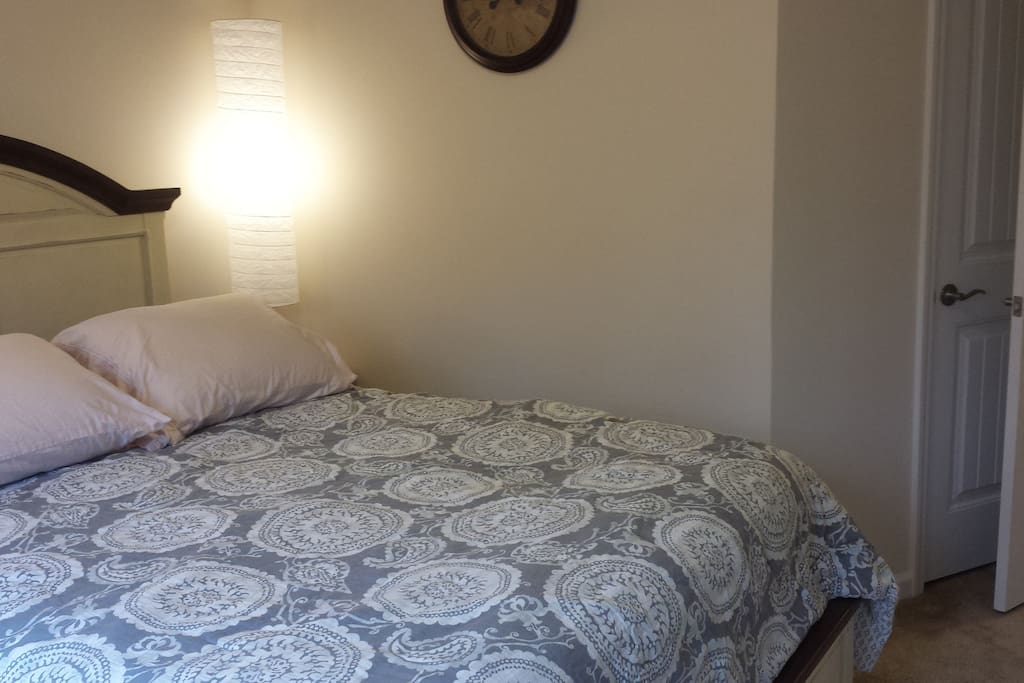 Another angle of guest room