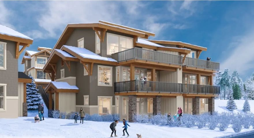THE REST NEST! SUNPEAKS NEWEST 2 BEDROOM CONDO.
