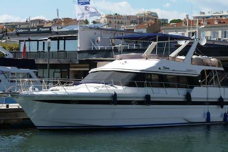 Yacht President - Cannes - Barca