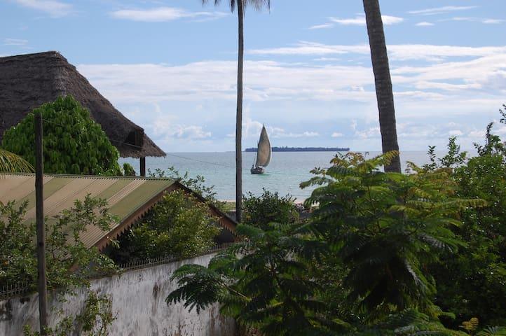 Beach Apart - Zanzibar Town - Apartament
