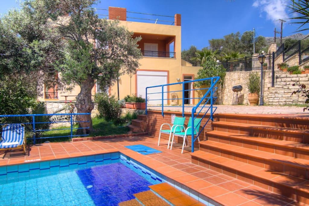 Great house and location for family holiday