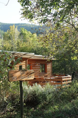 Cottage ecological nature herault - Joncels - Huis