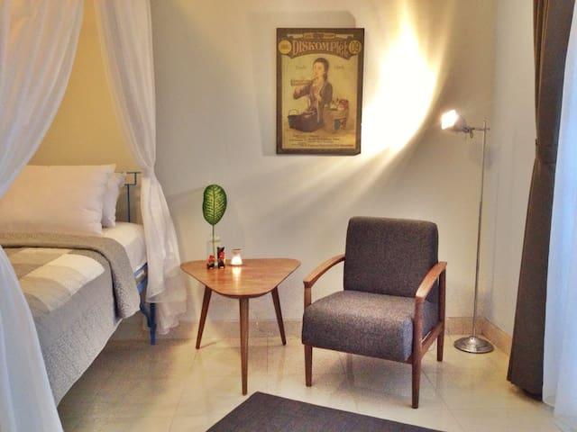 Arif inn, hidden oasis in Jakarta. - Yakarta Meridional - Bed & Breakfast