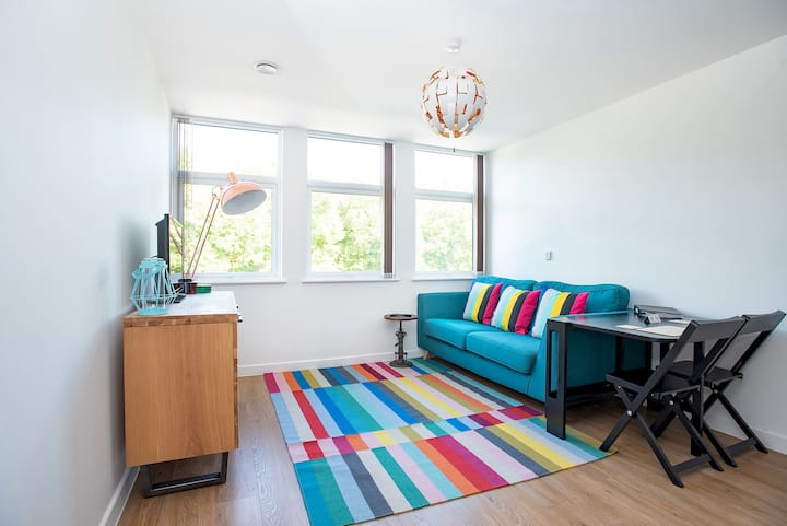 Modern 1 Bed Apartment in City Centre - 304