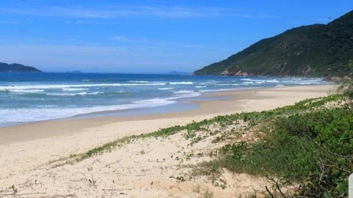 Descanse no sul da ilha de Florianópolis