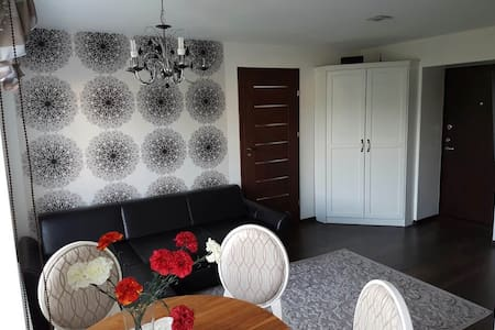 Two room apartment in Liepaja. 100 m to the sea - Liepāja - Appartement