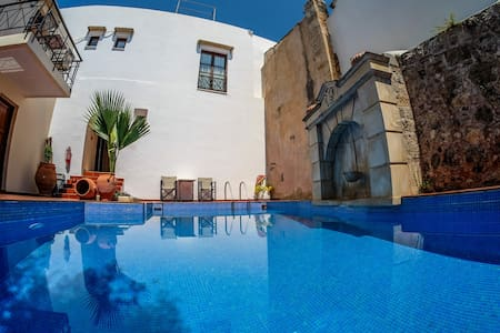 REA - Comfy and sweet in the heart of Crete - Ατσιπόπουλο Rethymno - 公寓