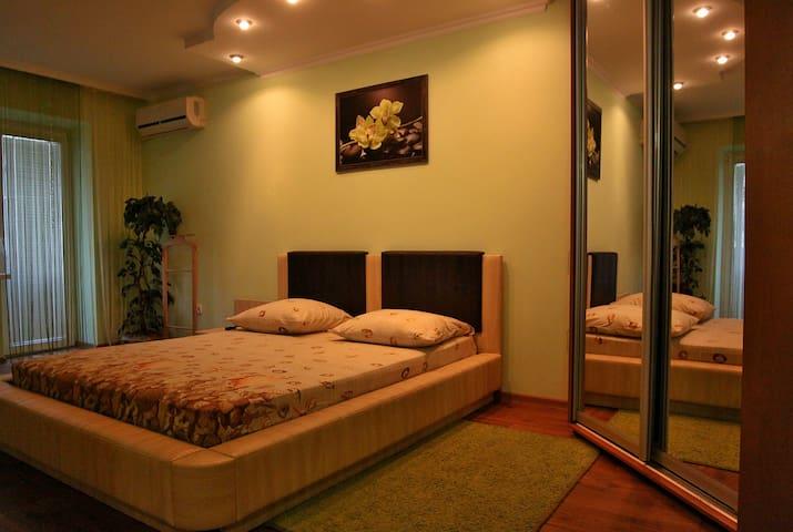 Квартира в центре города, WiFi - Kryvyi Rih - Apartment