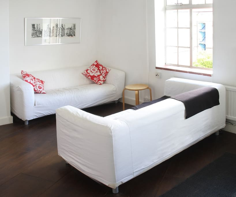 Living-room sofas