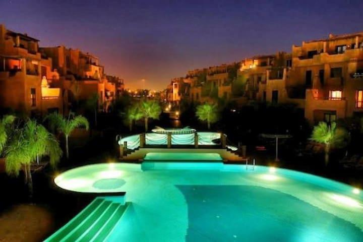 Appartement avec piscine marrakech