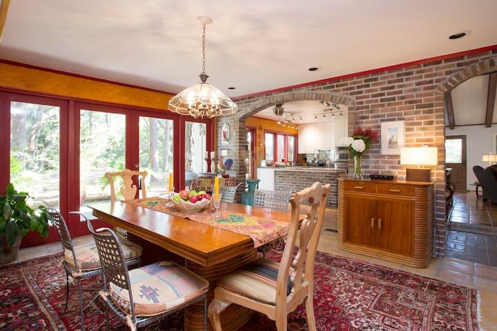 Sea Pines Organic Rental Home - Hilton Head Island
