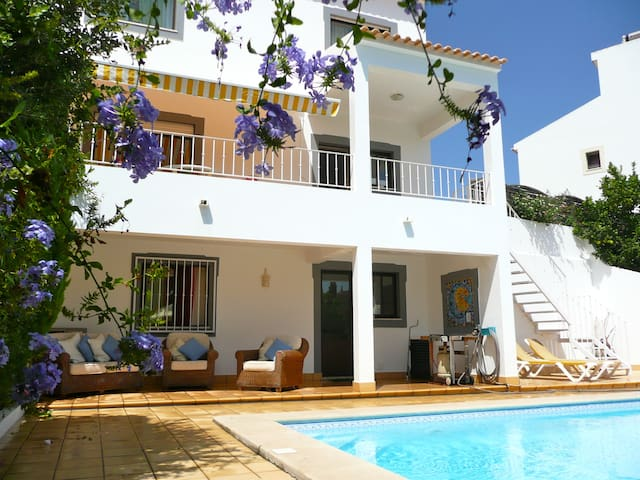 Our beautiful villa with pool - Ferragudo - Villa