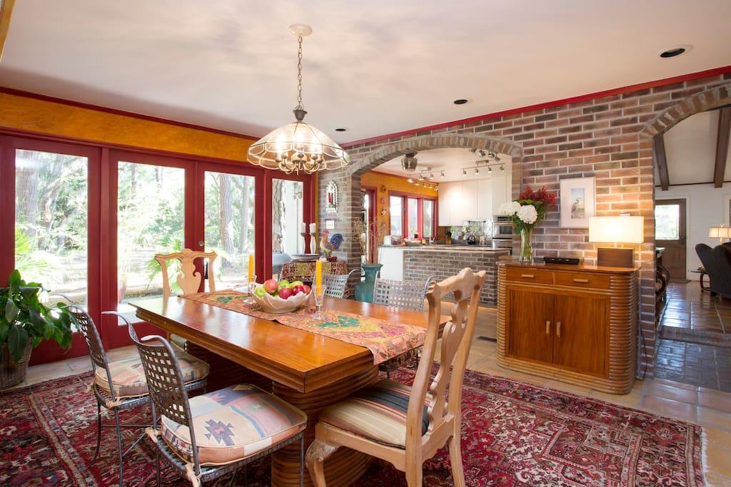 Hilton Head Organic Vacation Rental