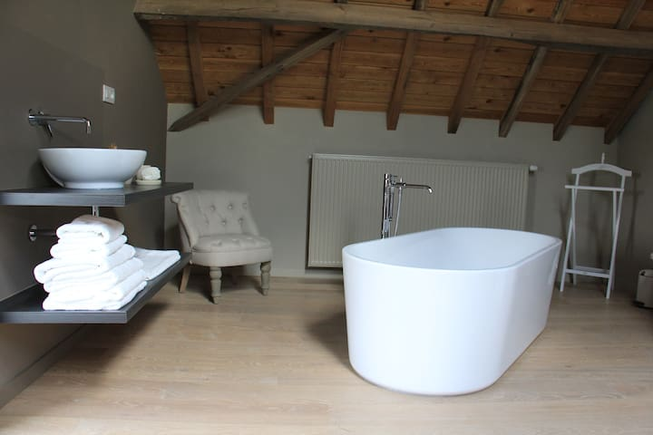 B&B De Luyckhoek - room Kruismolen - Kortemark - Bed & Breakfast