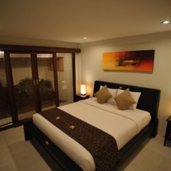 One of Downstairs Bedrooms