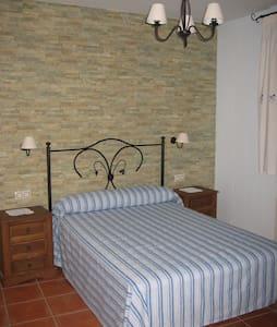 APARTAMENTOS EL CORRAL EN LA SERRANIA DE CUENCA - Cañizares - アパート