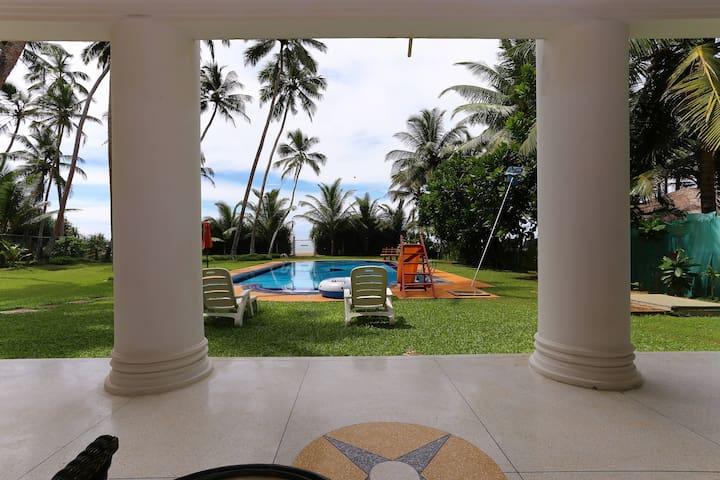 Palm Beach Villa luxury beach home - Wadduwa - Villa