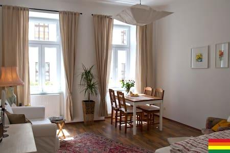 Feine Kleine Wohnung - เวียนนา - อพาร์ทเมนท์