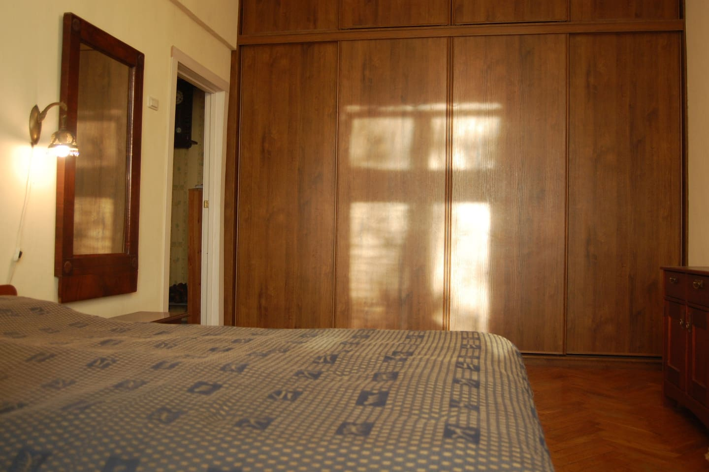 Просторная комната для гостей