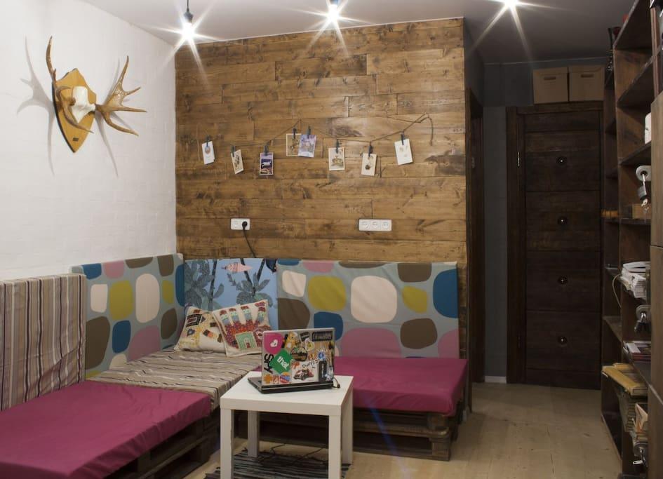 4 auberges de jeunesse. Black Bedroom Furniture Sets. Home Design Ideas
