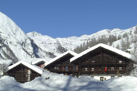 Large 3BD on the ski slopes - Gressoney-la trinite - Huoneisto