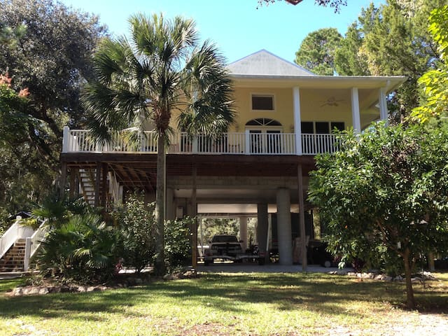 Suwannee River Luxurious Waterfront