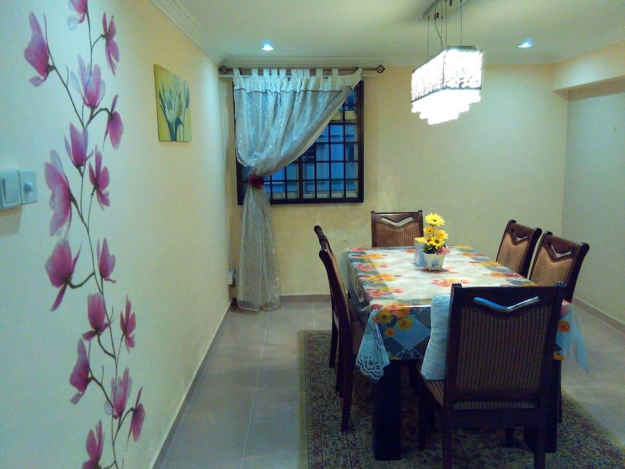 澳洲留学英语教师 温馨优质专业「寄宿家庭」~餐厅