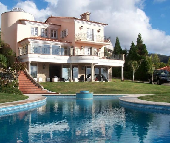 Luxury House near Aveiro - Vale de Cambra - Haus