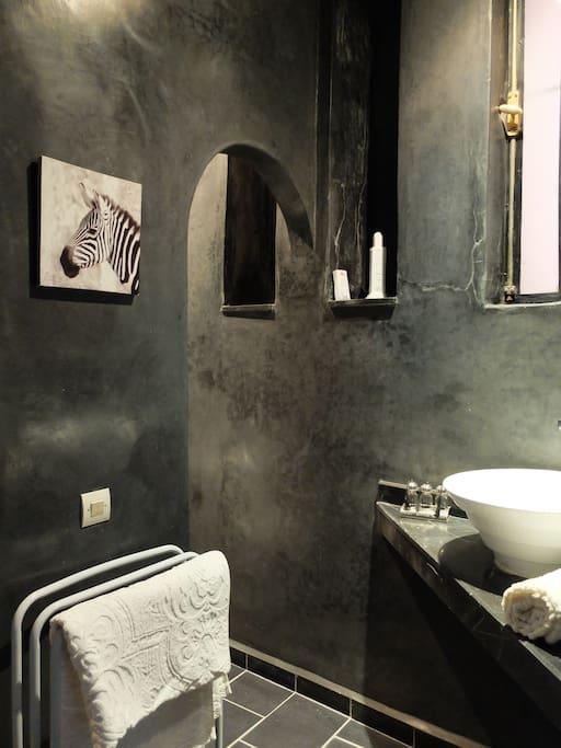 Salle de bain en Tadelakt  Ebene