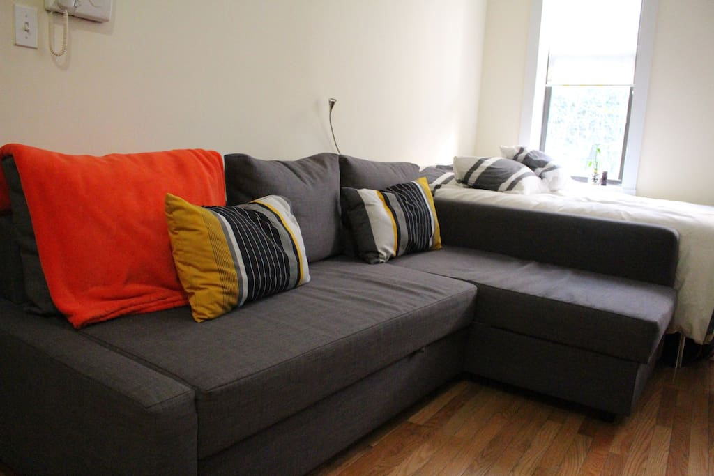 Confortable sofa