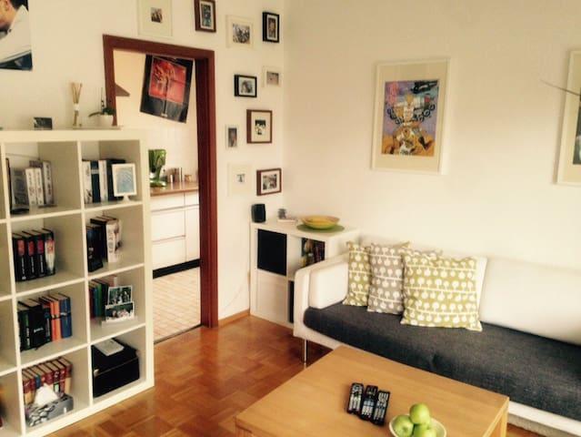 2 Zimmer mit perfekter Anbindung  - Köln - Lägenhet