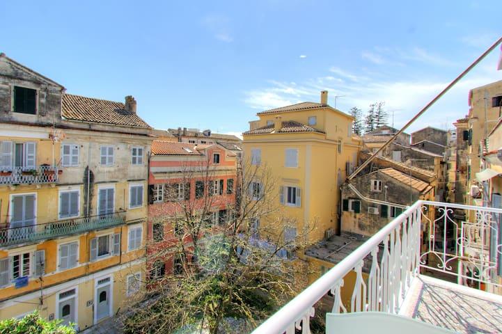 CORFU TOWN WEST APARTMENT