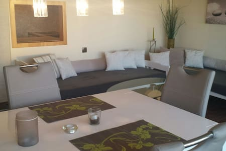 Gemütliche sonnige 2 Zimmer Wohnung - Altensteig - Lakás