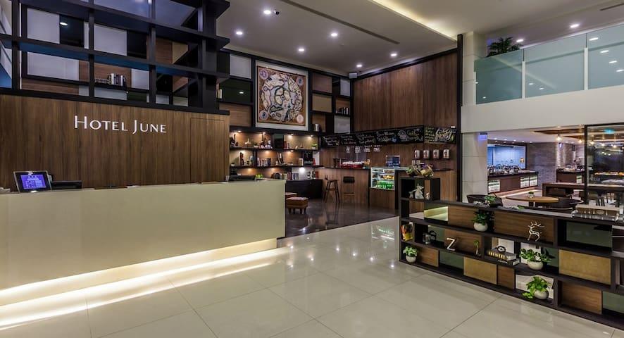 豪華家庭四人房 - Neihu District - Hotel boutique