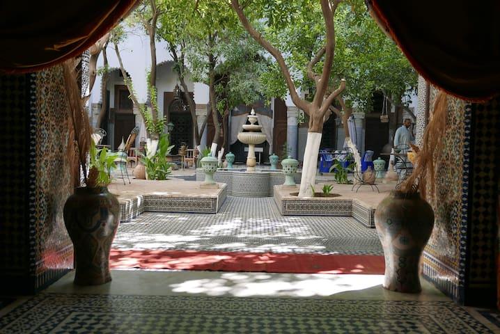 Riad Belghazi - Fes - House