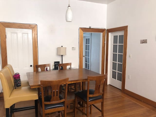 Quaint 1 Bedroom in SF's historic Mission District