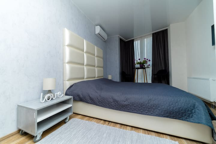 ХХL hotel _ LUXE Room