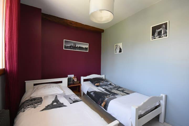 Chambre cosy à DisneyLand Paris