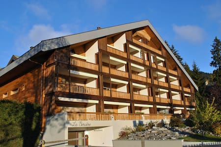 La Bercière Villars sur Ollon, the place to be - Kondominium