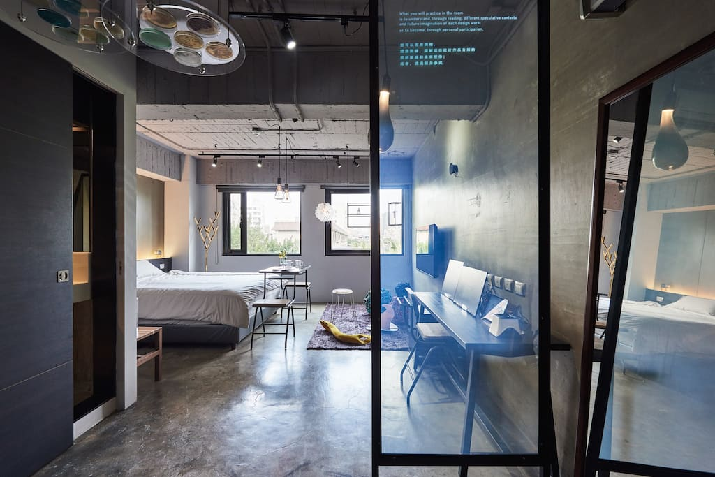 Play design hotel r2 future lab apartments for rent in for Design hotel taiwan