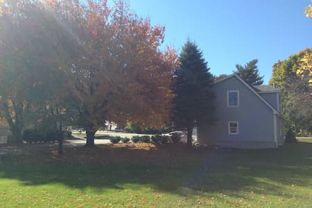 Private Room in the Heart of Town - Biddeford - Haus