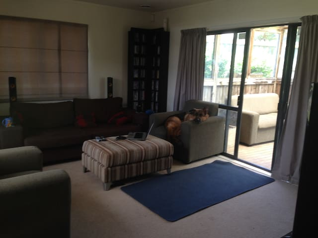Furnished Double Room - Auckland
