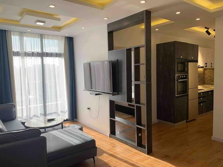Brand new fully serviced luxury apartment in Bole