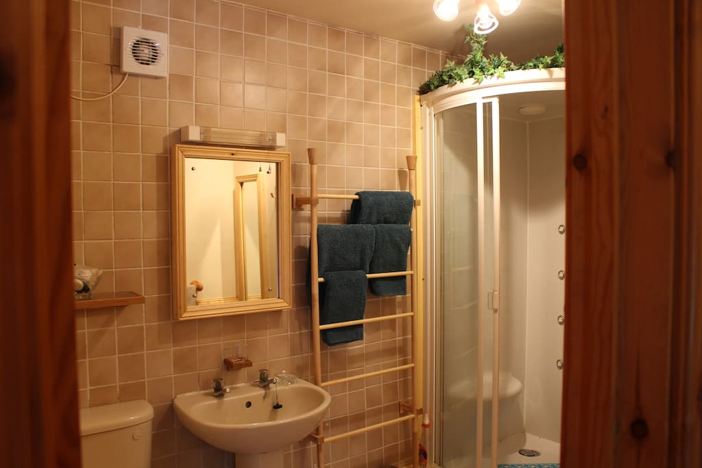 Parlour Shower Room