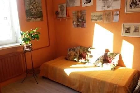 Уютная,чистая, тихая комната. - Sankt-Peterburg - Wohnung